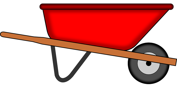 Image result for wheelbarrow