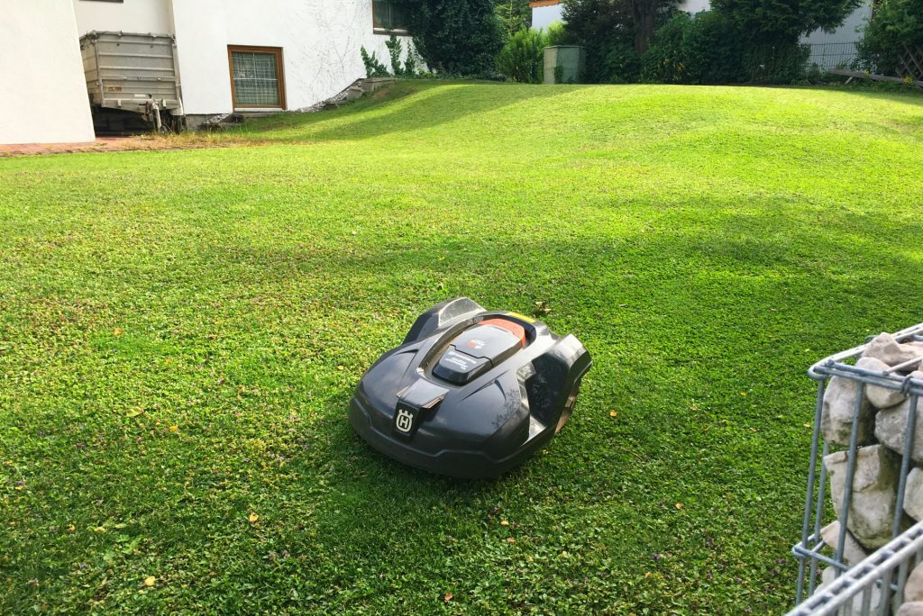 the best robot lawn mower