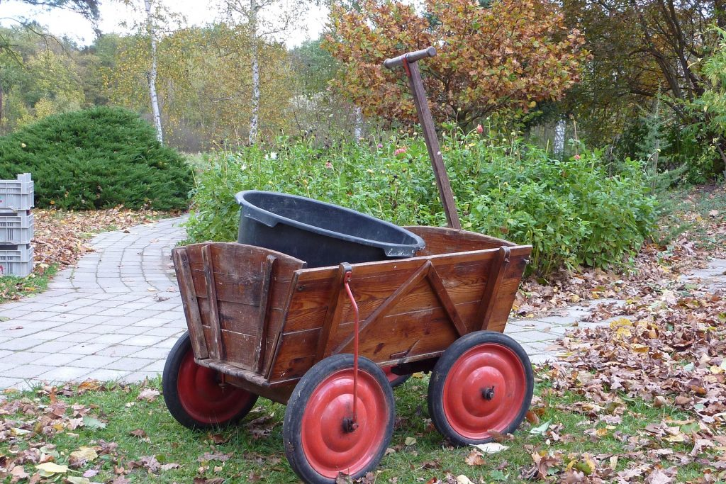 the best garden cart