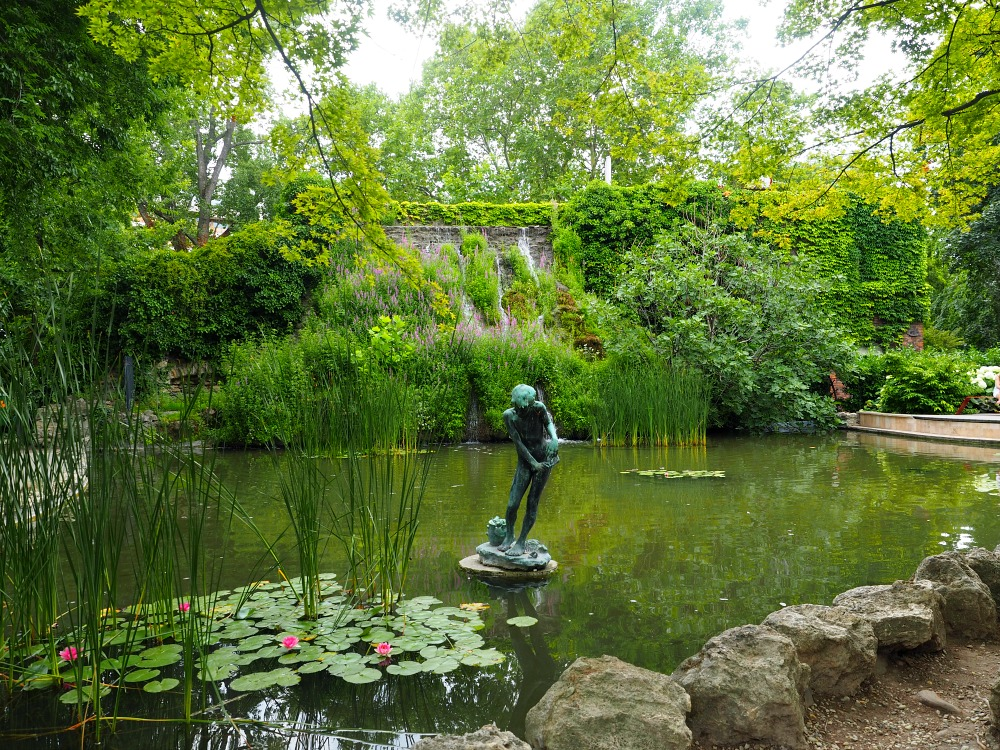 The Japanese Garden, Margaret Island Budapest, Hungary – Audrey Chalmers, from Gumnuts Abroad