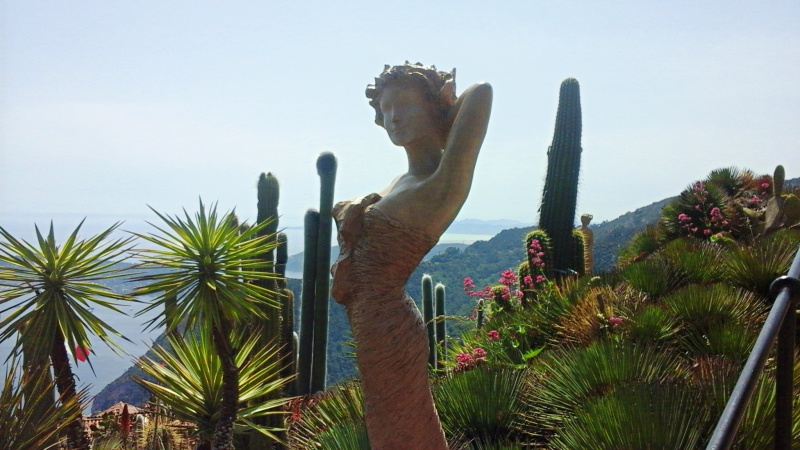 Jardin Exotique d'Eze, Eze, France – Andrea from Andi On Adventure