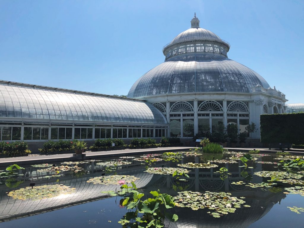 New York Botanical Gardens, New York – James from Travel Collecting