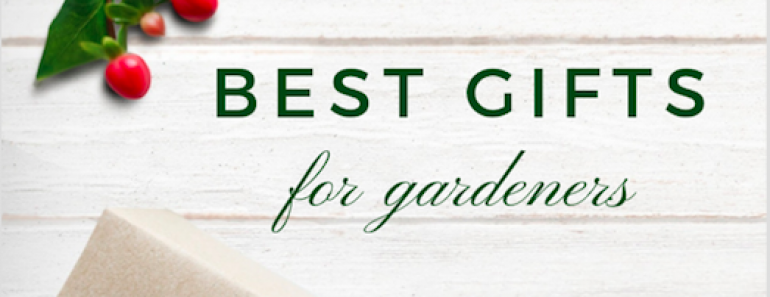 unique gifts for gardeners