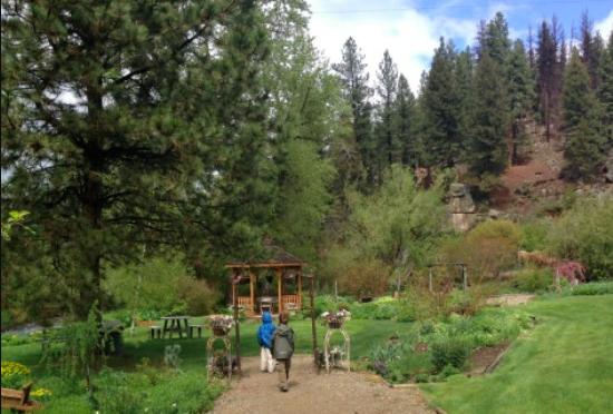 Tizer Botanic Garden Montana