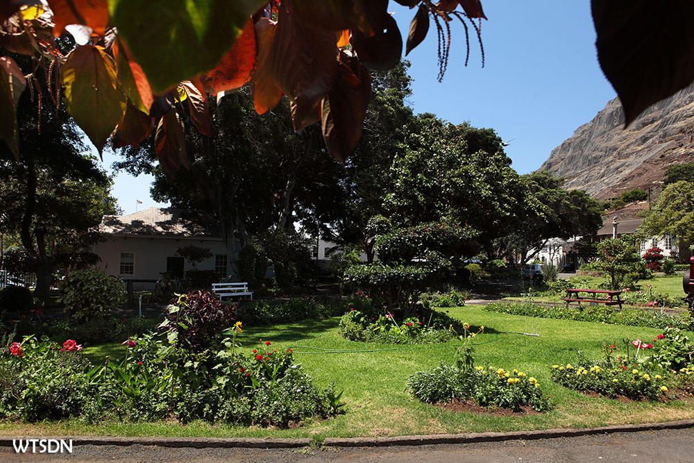 Castle Gardens, St Helena, British Overseas Territory – Sharon Henry from What The Saints Did Next